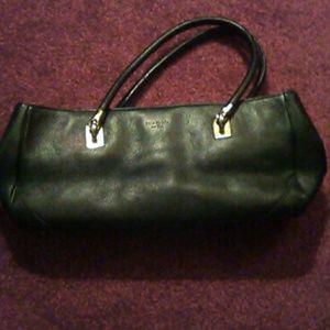 Kate Spade small barrel handbag